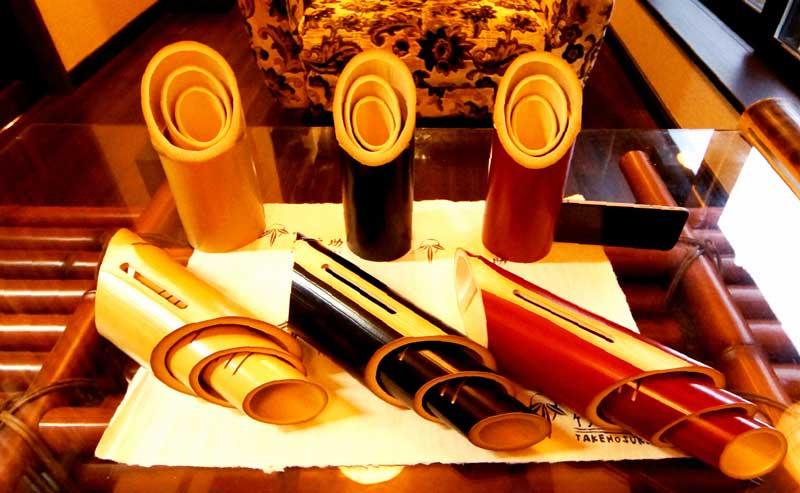 竹スピーカーi3booo全種類カラーバリエーション