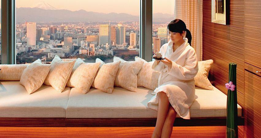 i3boooが世界一の6つ星ホテル「ザ・スパ・アット・マンダリン・オリエンタル・東京」に