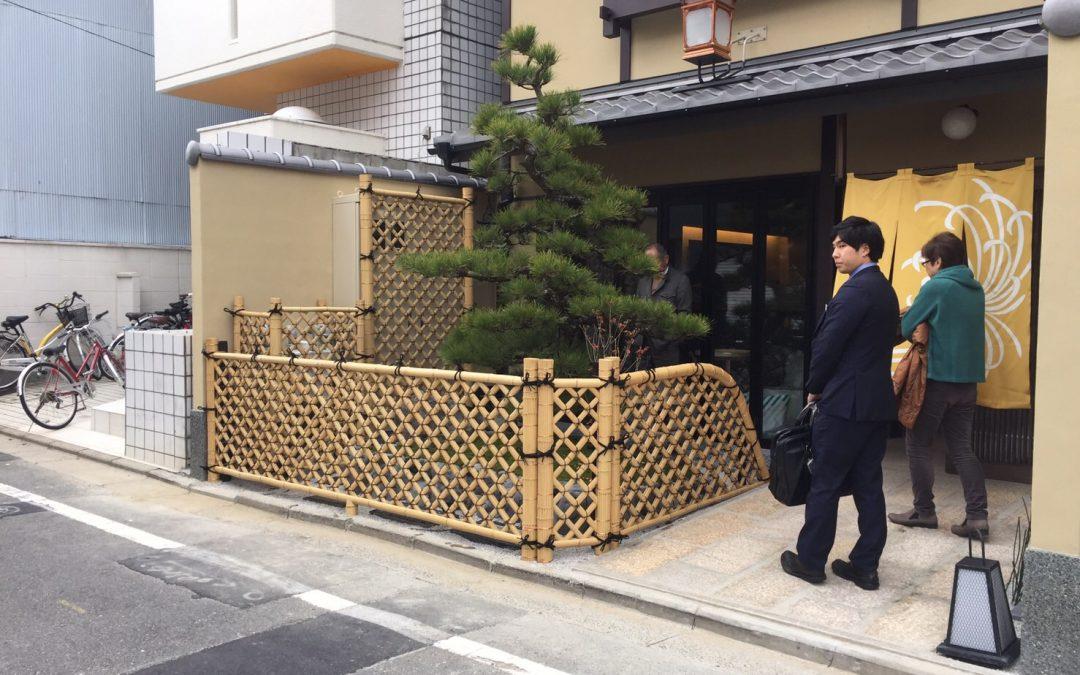 直近の竹垣制作ギャラリー