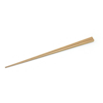 極細箸 燻し煤竹