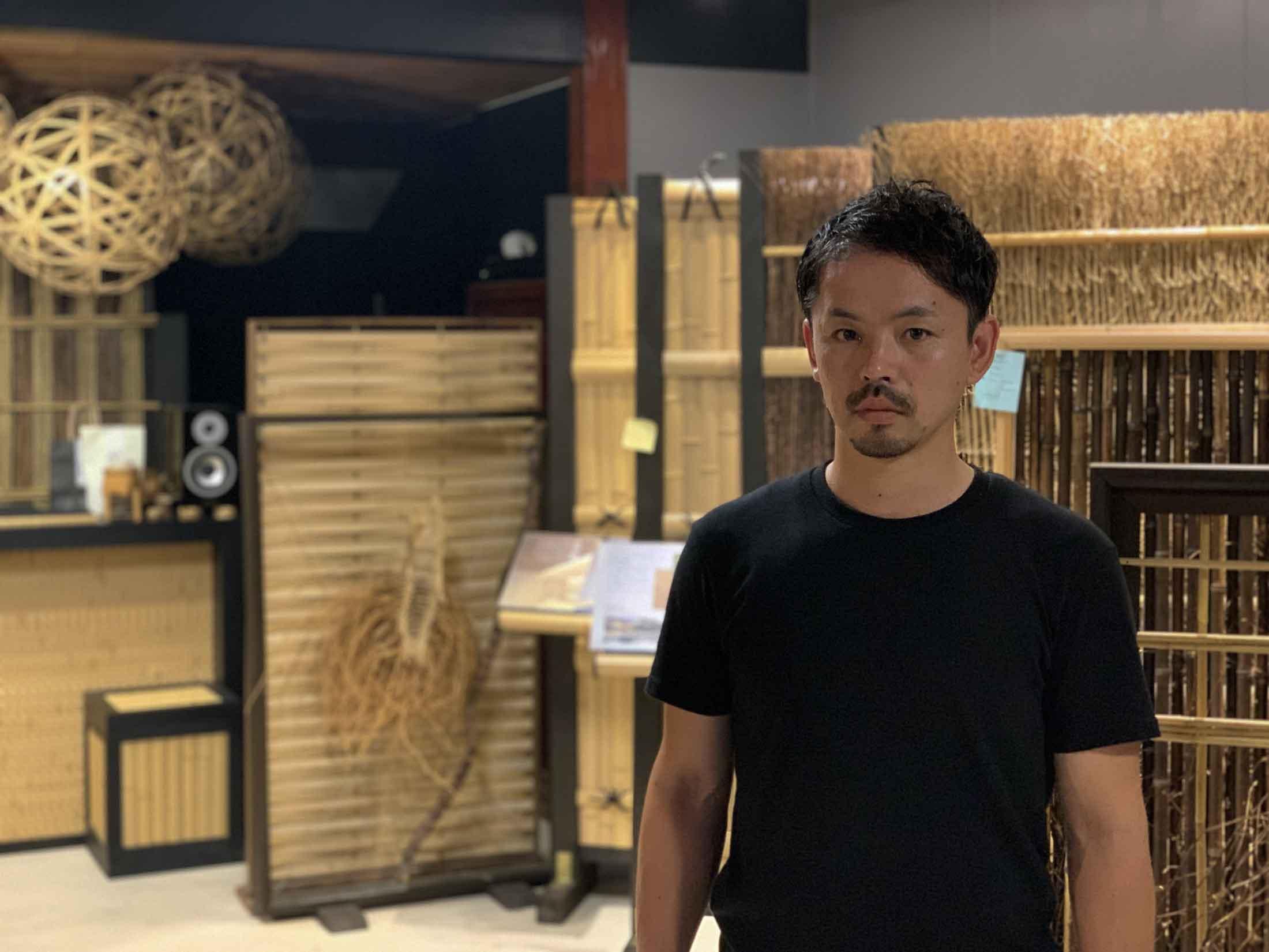 竹之助 代表 片岡大輔